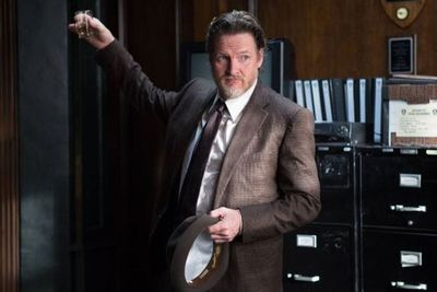 Donal Logue plays mentor and partner to James Gordon in the Gotham City Police Department. He also has dirty dealings with mobster Fish Mooney.