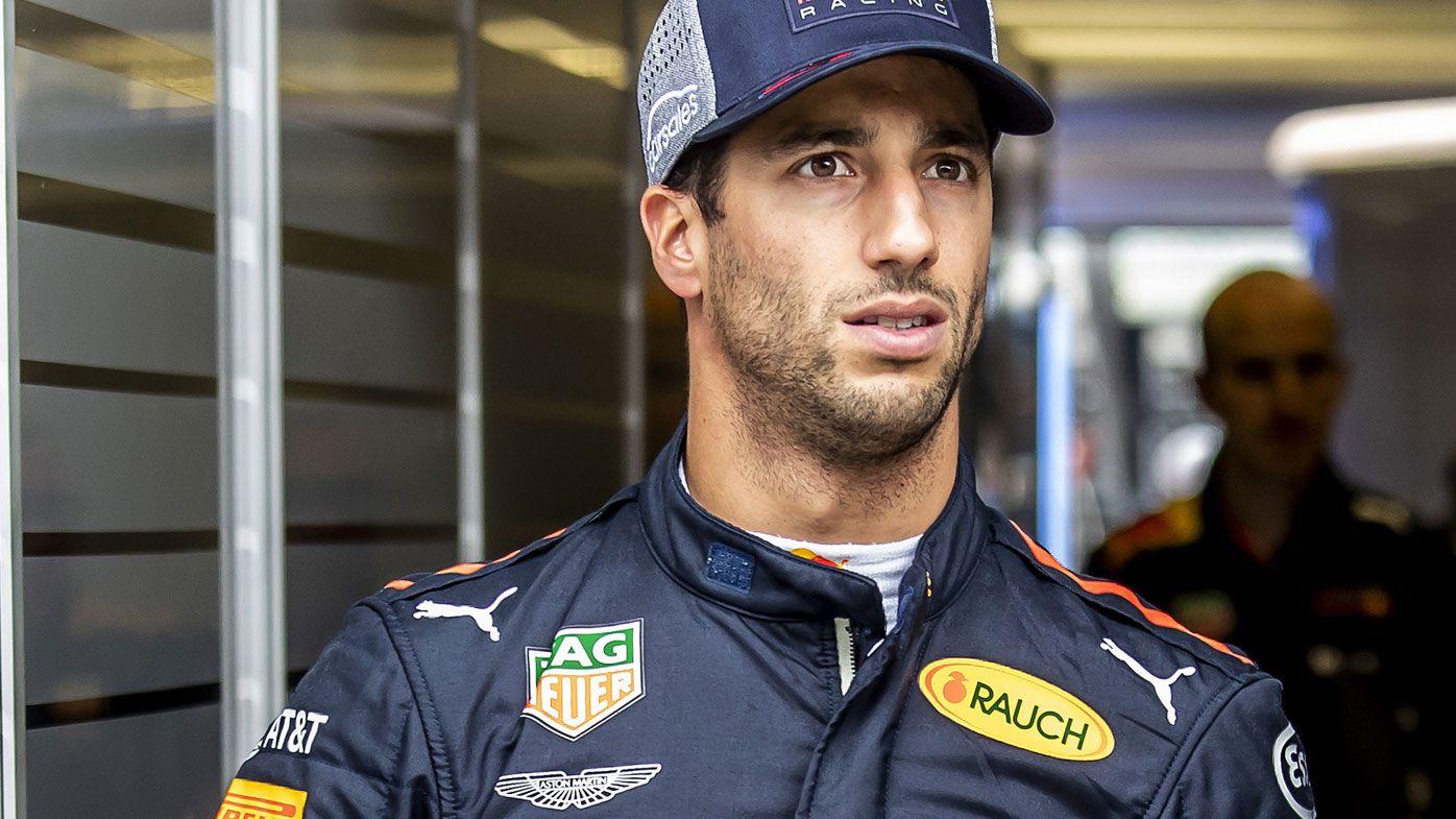 Red Bull driver Daniel Ricciardo clears the air after F1 clash
