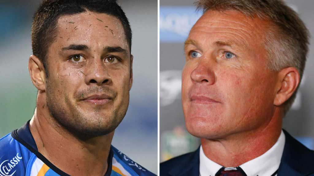 Titans coach to chat to Hayne