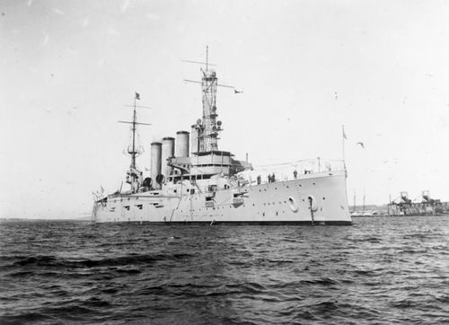 The USS San Diego sunk in a mysterious explosion in World War One, that the Navy have only just figured out.