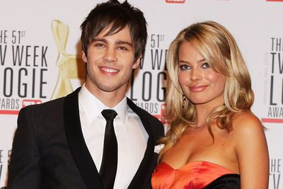 Margot was nominated two Logie awards for Most Popular Actress and Most Popular New Female Talent, as well as Favourite Hottie at the Nickelodeon Kids Choice Awards in 2009 with <i>Neighbours</i> co-star Dean Geyer.<br/><br/>(Image: Dean Geyer and Margot Ronnie at the 51st TV Week Logie Awards / Getty)