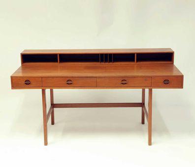 Anthony Bourdain auction: mid century writing desk