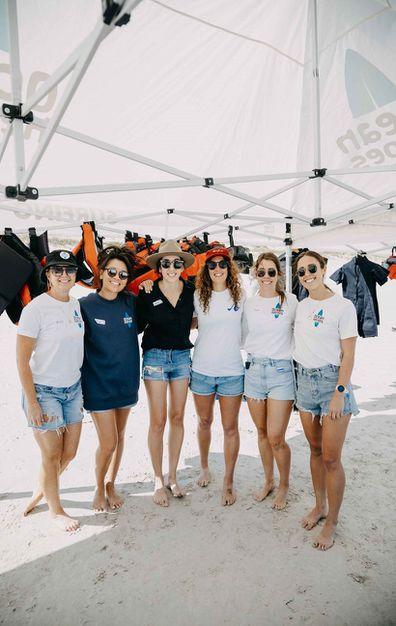 Ocean Heroes Tracy Vo