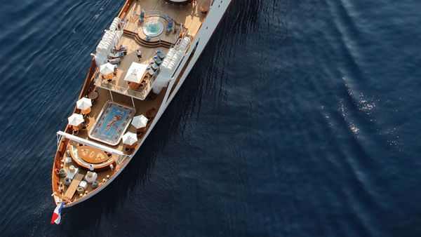 Jackie O Yacht