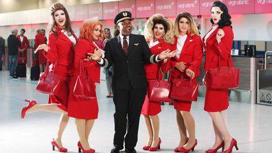Virgin Atlantic Pride Flight