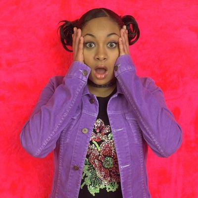 Raven-Symoné: Then