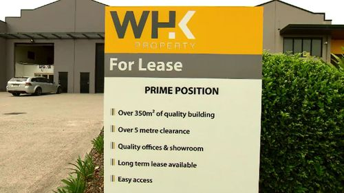 Now, her site is up for lease, after nearly two years of waiting.