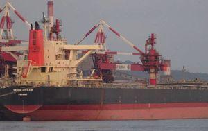 Coronavirus-riddled cargo ship sets sail from Port Headland