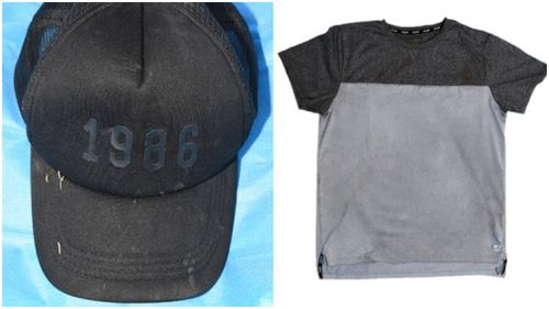 Detectives believe these clothing items belong to Ms Maasarwe's killer.