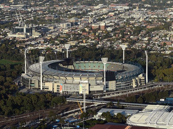 Record crowd expected at MCG