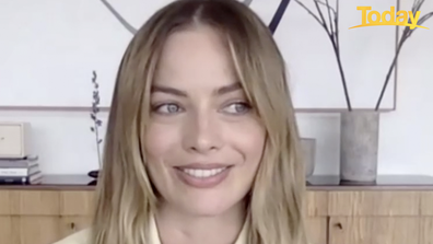 Margot Robbie said there was one scene she was hesitant shooting.
