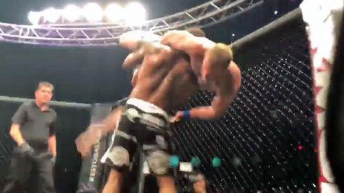 UFC Fighter Gerald Harris