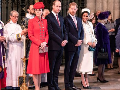 The Duke and Duchess of Cambridge reportedly paid a visit to see Prince Harry and Meghan Markle at their new home.