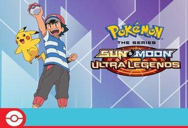 Pokemon the Series: Sun & Moon - Ultra Legends
