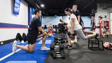 F45 is one of Australia's most successful gyms.