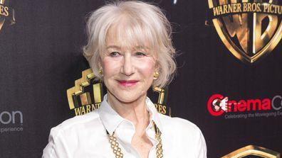 'F-- Netflix': Helen Mirren disses streaming service at CinemaCon
