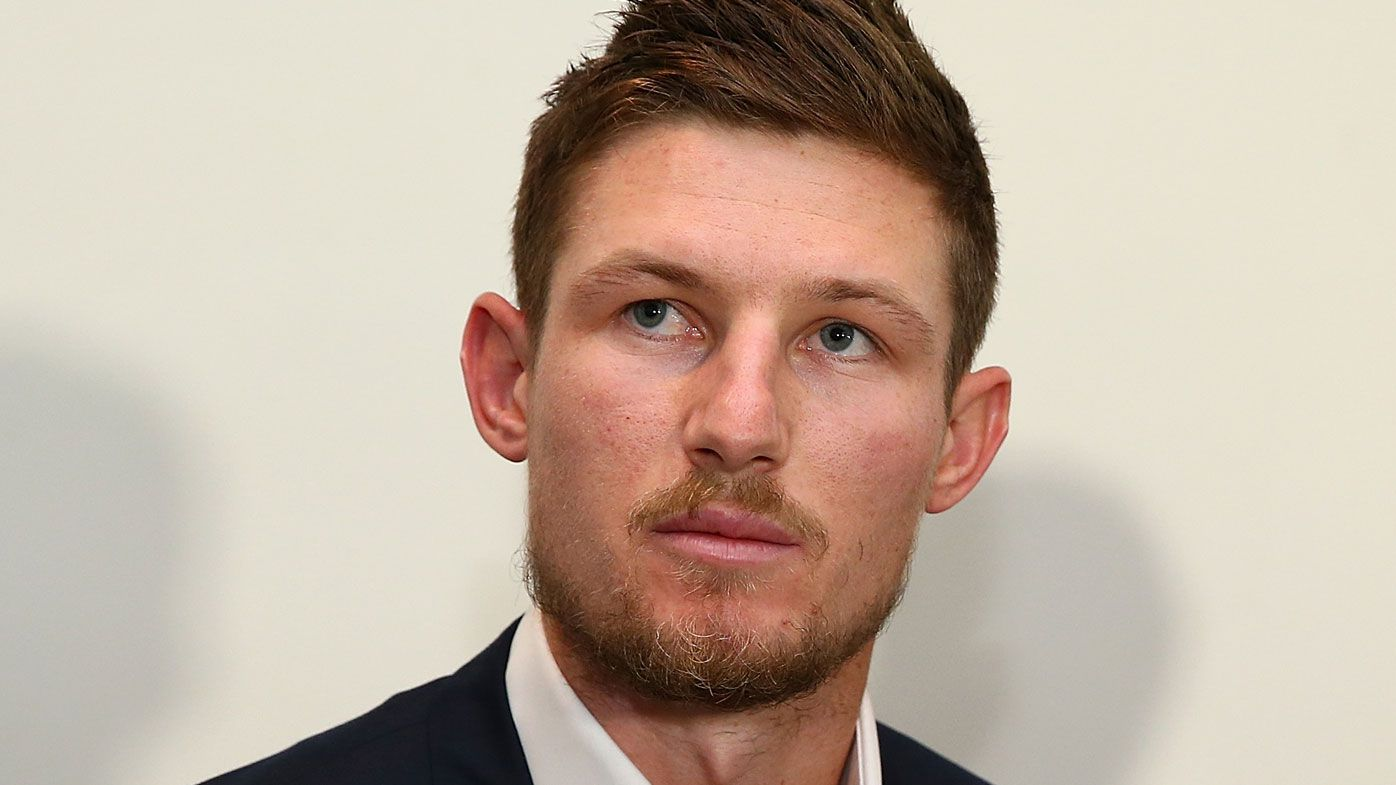 Cameron Bancroft says he's still mates with Smith and Warner