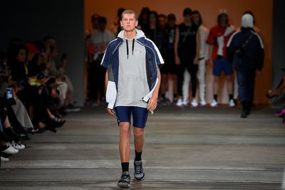 Day five of Mercedes-Benz Fashion Week Australia from Sydney.