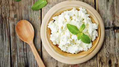 <strong>Cottage cheese</strong>