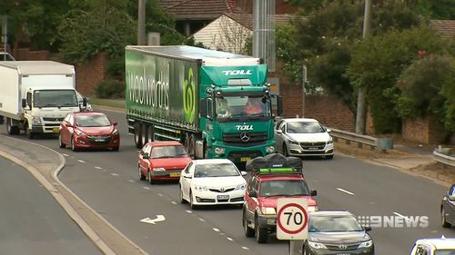 A new trial aims to use technology to help reduce congestion on Sydney's roads.