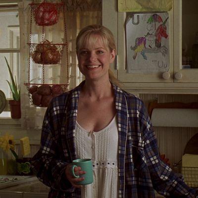 Bonnie Hunt as Laurel Boyd: Then