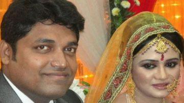 Shahab Ahmed is accused of stabbing Khondkar Fariha Elahi to death in their Parramatta unit in February 2017.