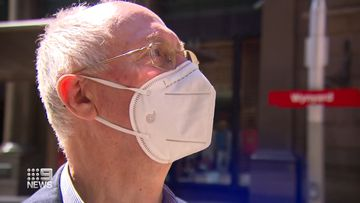 A Sydney father has gone on to save 306 lives since he survived the September 11 terror attacks, 20 years ago this Saturday.