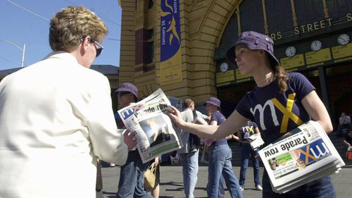 Free commuter newspaper MX to be killed off within weeks