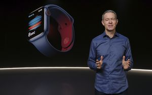 Apple debuts raft of new products including discount smartwatch
