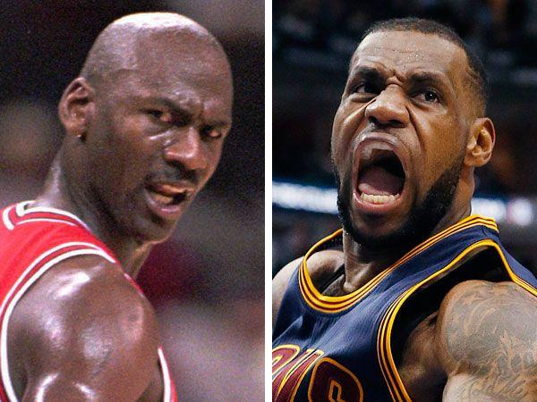 I could take LeBron: Jordan