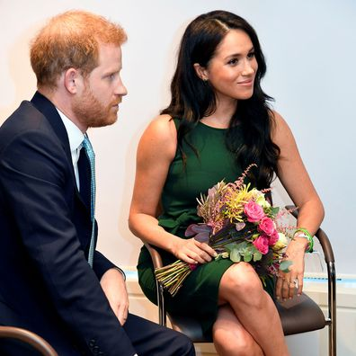 The Duke and Duchess of Sussex at the WellChild awards