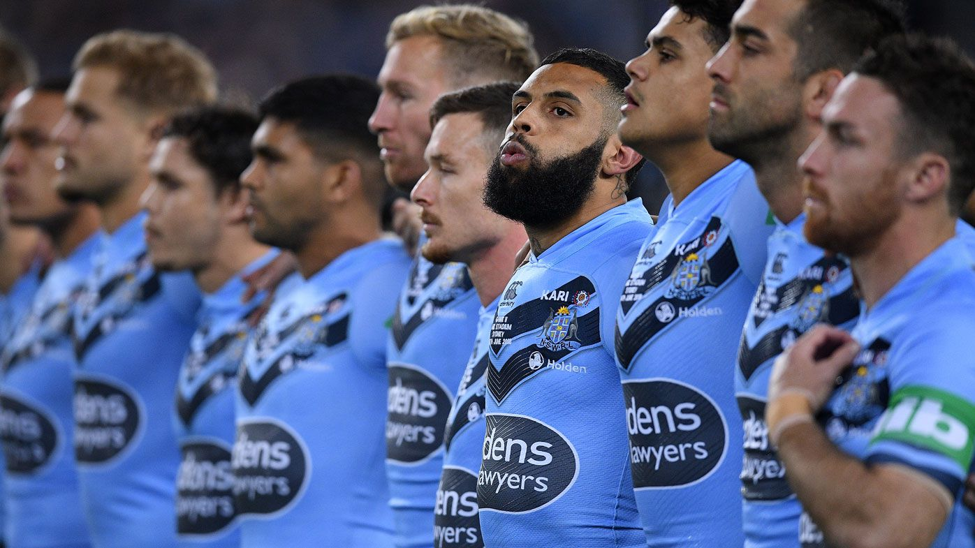 NRL backflips on decision to scrap national anthem from Origin series