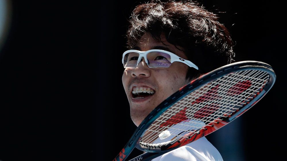 Chung into Australian Open semi-finals