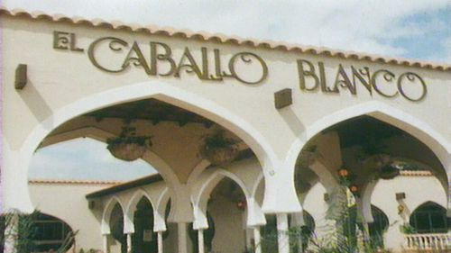 El Caballo Blanco opened in 1979, now a $930m community is being built in its place. Picture: AAP