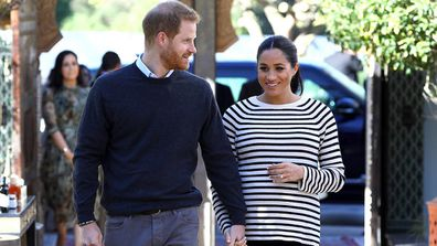 The couple has moved to Windsor after five months of renovations.