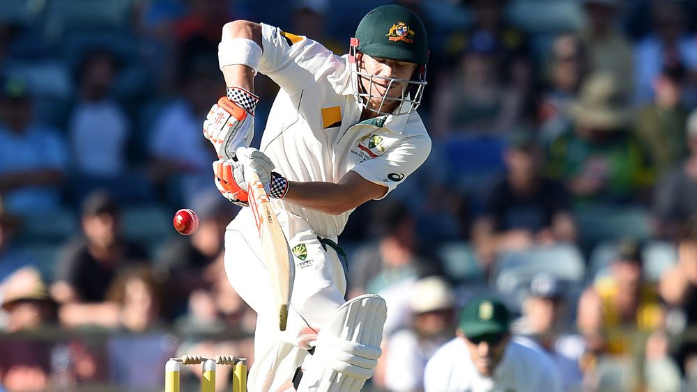 Warner, Starc flex muscle at WACA