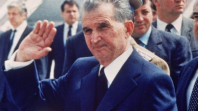 """Elena Ceaușescu<br> <br> The wife of Romanian President Nicolae Ceausescu rose to become deputy prime minister of the communist-ruled east European state. However, she showed little regard for equality, spending lavishly on herself and partnering her despised husband in a personality cult.<br> But the wheels fell off for the couple in the closing days of 1989 when the Romanian Revolution broke out. After a brief show trial, the pair were sentenced to death by firing squad. But Elena went out defiantly, shouting at her executioners: """"You mother—king assholes!""""<br> <br>"""