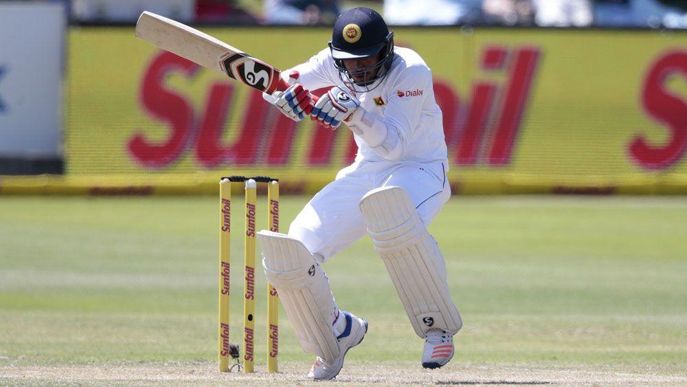 South Africa take 81-run lead v Sri Lanka