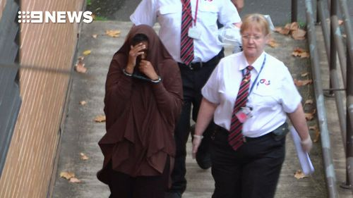 Ms Abdirahman-Khalif said she was travelling to Turkey to join an aid organisation.