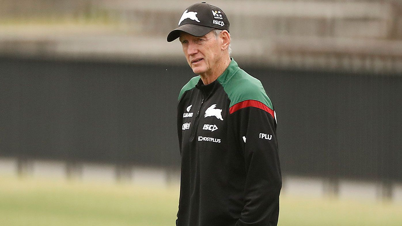 Souths CEO Blake Solly claims Broncos went to 'cruel' lengths to 'discredit Wayne'