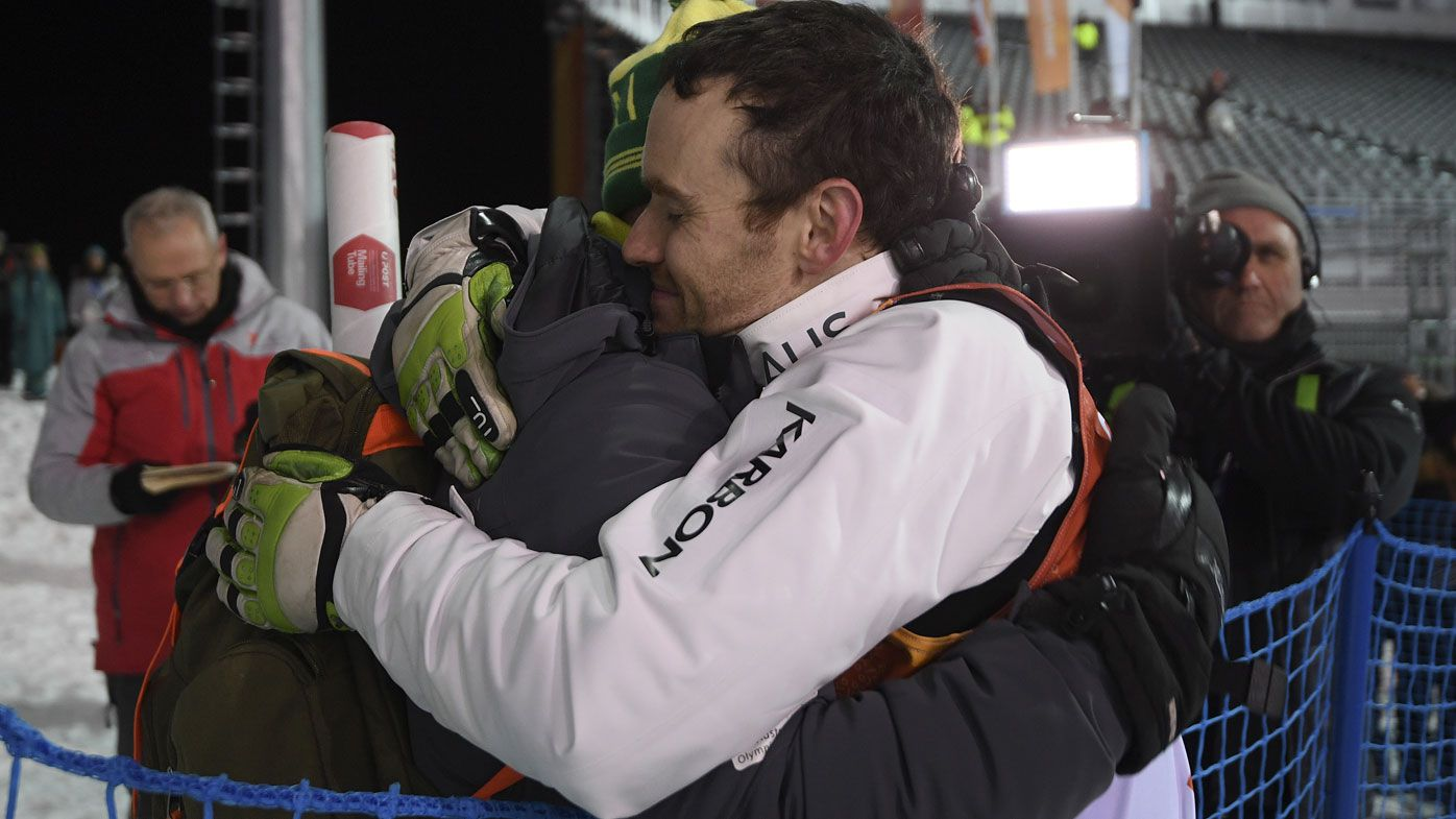Australia's men's aerial skier David Morris reveals mother's illness battle after Winter Olympics exit