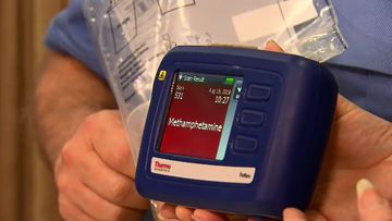New high-tech drug testing machines for WA Police Force