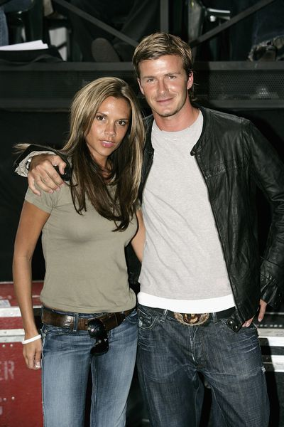 <p><strong>The Basics</strong></p> <p>Victoria and David Beckham at 'Live 8 London' in Hyde Park on July 2, 2005 in London.</p>