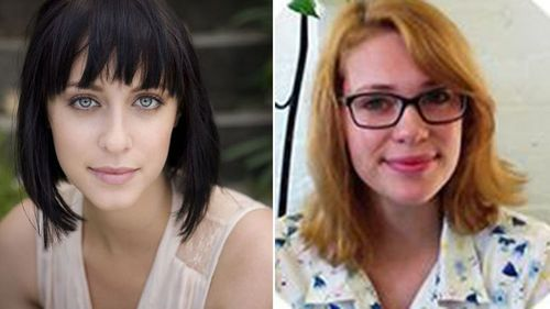 Jessica Falkholt, 28, and sister Annabelle, 21, were pulled from the burning wreck. (Supplied)