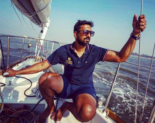 Missing solo sailor Abhilash Tomy sent an urgent distress message about 1800 nautical miles from WA.