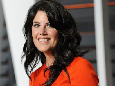 Monica Lewinsky at a Vanity Fair event in 2015.