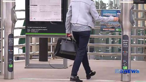 The maximum fine for travelling on a NSW train without a valid ticket is $200. (9NEWS)
