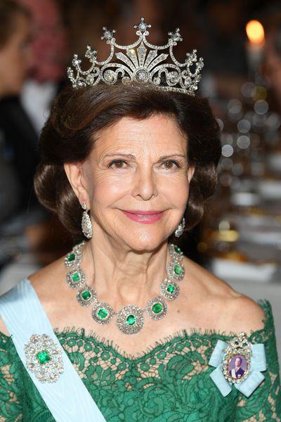 Queen Sofia's tiara