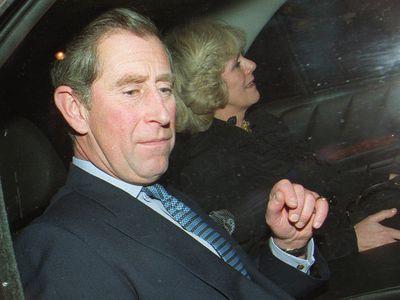 British royal family scandals: Tampon-gate