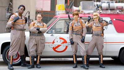 11. Ghostbusters